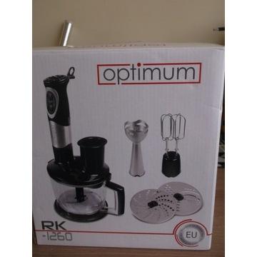Blender Ręczny 5w1 OPTIMUM RK-1260