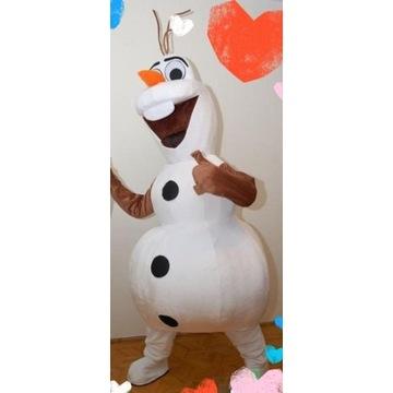 Strój OLAF Kraina LODU Duży !!!