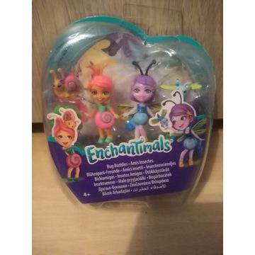 Enchantimals zestaw Małe Przyjaciółki