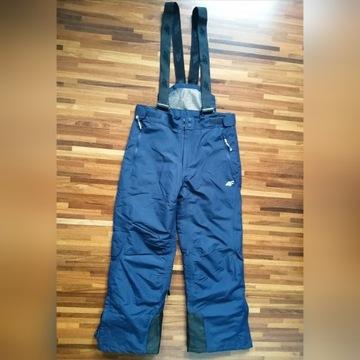 Spodnie NARCIARSKIE 4F Chłopięce 152 cm