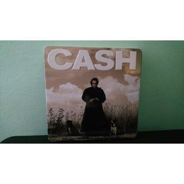 Johnny Cash, American Recordings, płyta cd