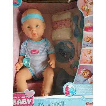 New Born Baby Chłopiec Simba Nowy