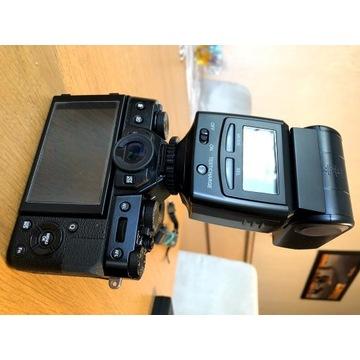 !!! Fujifilm EF-42 stan IDEALNY !!!