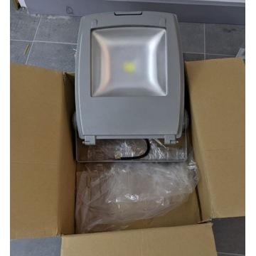 Lampa uliczna V-tac 50W, 4500 lum, biała naturalny