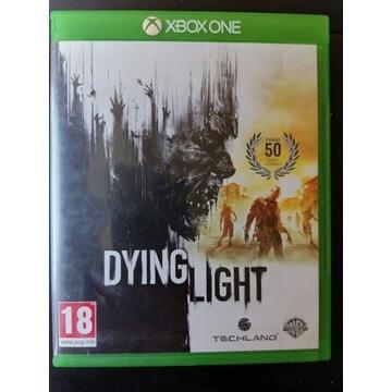 Gra DYING LIGHT Gra na konsole Xbox One