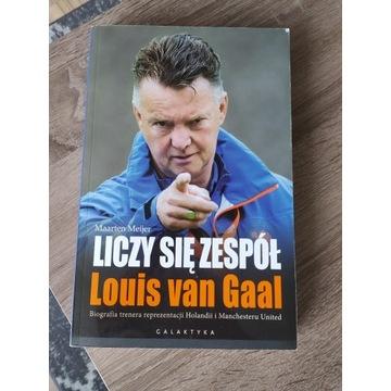 Liczy się zespół Louis Van Gaal Meijer Maarten