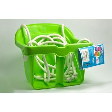 Huśtawka plastikowa dla dziecka 12 m+ /P059
