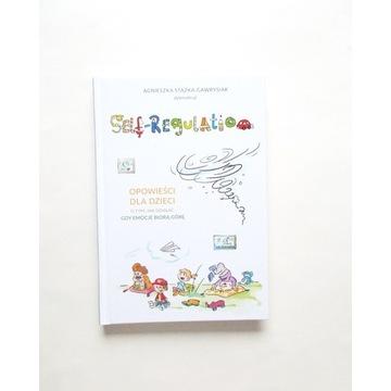 książka  Self-regulation A. Stążka-Gawrysiak