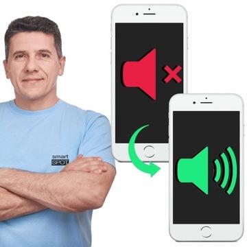 Naprawa głośnika w iPhone 6 Plus od ręki Warszawa