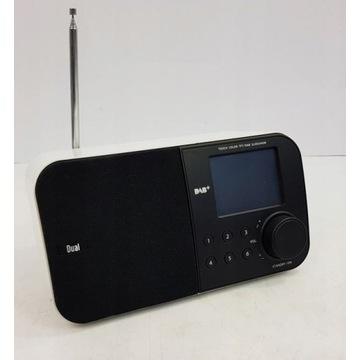 Radio Dual DAB 50 czarno-białe