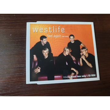 Westlife-Fool Again (2000 Remix)