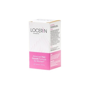 LOCERIN- Naturalny sposób na piękne włosy