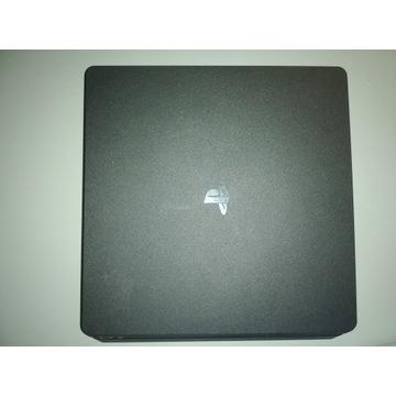 Ps4 Slim 500 gb pad 3 gry