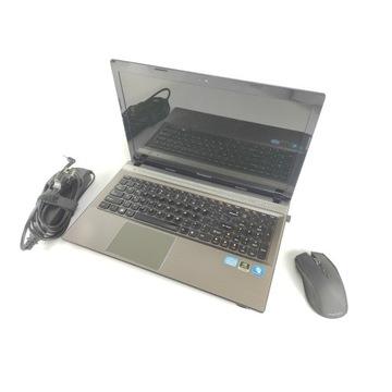Laptop Lenovo IdeaPad P580 Win 10 +cicha mysz