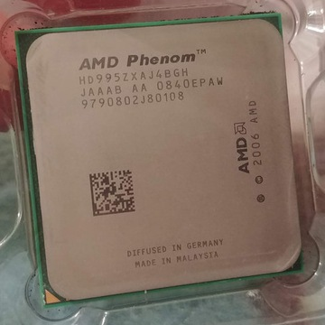 AMD Phenom X4 9950 2,6 GHz 4MB cache AM2+ chłodzen