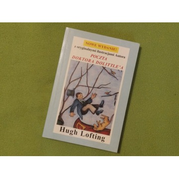 Poczta doktora Dolittle`a - Hugh Lofting