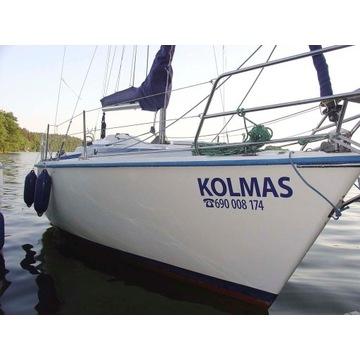 Czarter jachtu Tango780 KOLMAS Ruciane-Nida