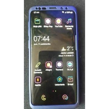 etui samsung Galaxy S9 plus