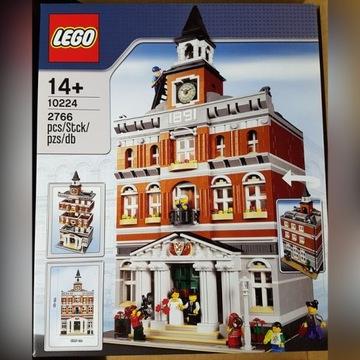 Lego 10224 Town Hall - Ratusz NOWY !!!