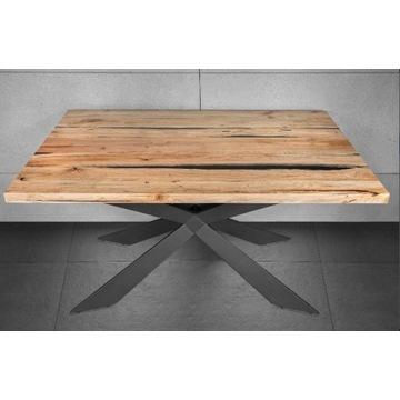 Stół 160x80x4 dąb , blat