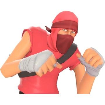 Przesłodki Kaptur Ninja Team Fortress 2 TF2