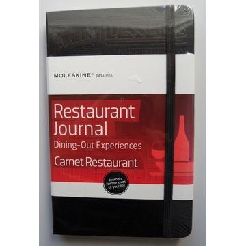 Notes - Moleskine Passion Journal Restaurant
