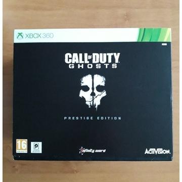 Gra Call of duty Ghosts edycja kolekcjonerska