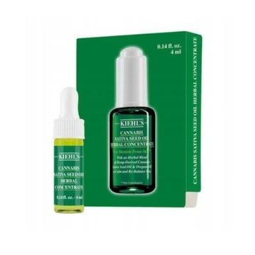 Kiehl's Cannabis Sativa Seed Oil Herbal Concentrat