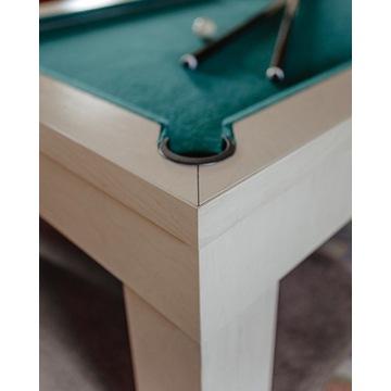 Stół bilardowy ze sklejki brzozowej eco