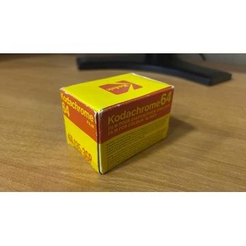Slajd Kodak Kodachrome 64 exp. 1984 unikat