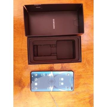 Samsung Galaxy S10+ 8/128GB, idealny stan, etui