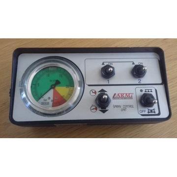 Panel sterujący do opryskiwacza ARAG z manometrem