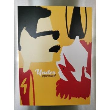 Freddie Mercury -musisz go mieć! magnes na lodówkę
