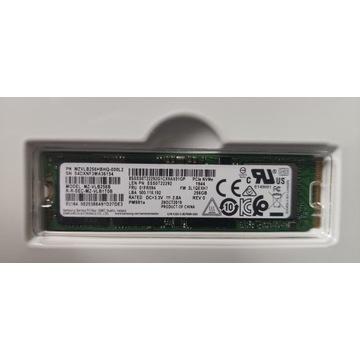 Dysk Samsung NVMe M2 256GB