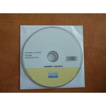 Płyta z mapami 2019 rok Opel Insignia DVD800