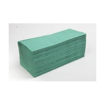 Ręczniki zz papierowe zielone 4000szt.