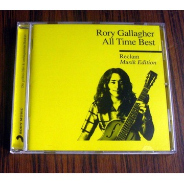 RORY GALLAGHER - All Time Best CD Sony NM jak nowa