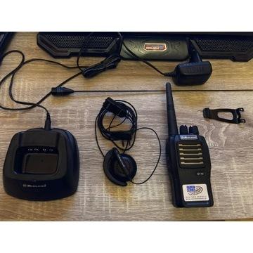 Radiotelefon PMR Midland G11V