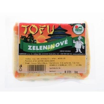 Tofu Z WARZYWAMI 200g - SunFood (00180)L