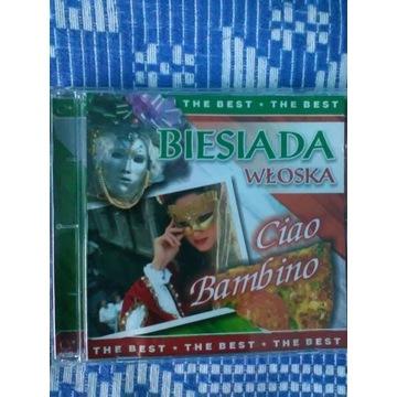 Płyta CD The best of biesiada włoska