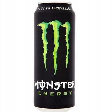 Napój energetyczny MONSTER 500ml