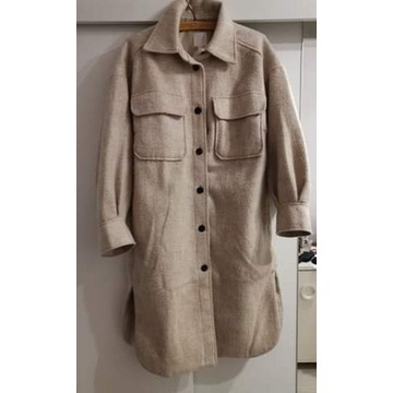Płaszcz H&M oversize