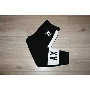 Spodnie dresowe A|X Armani Exchange duże XL