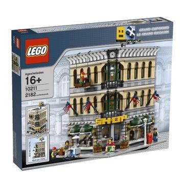 LEGO10211 Creator Expert - Dom Towarowy
