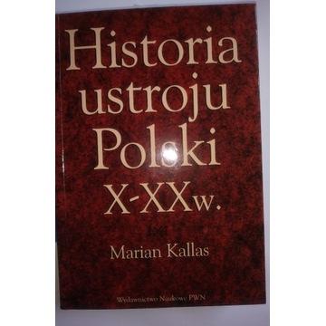 Historia Ustroju Polski - Kallas