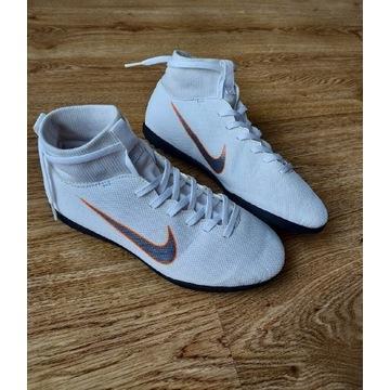 Nike MERCURIAL X turfy ze skarpetą r.37,5