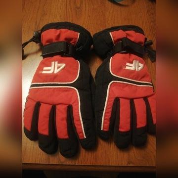 Rękawiczki narciarskie 4F rozmiar S