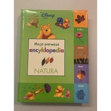 Moja pierwsza encyklopedia - NATURA
