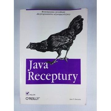 Java Receptury programowanie książka TANIO OKAZJA