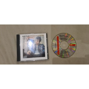 BOB DYLAN HIGHWAY 61 REVISITED CD Unikat